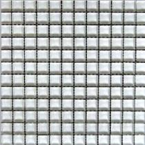 Alpinez Snow Bird-1471 Mosaic Glass 12 in. x 12 in. Mesh Mounted Tile (5 sq. ft. / case)