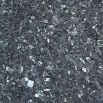 Blue Pearl 12 in. x 12 in. Polished Granite Wall Tile (10 sq. ft. / case)