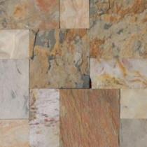 Desert Trail Pattern Gauged Slate Floor and Wall Tile (16 sq. ft. / case)