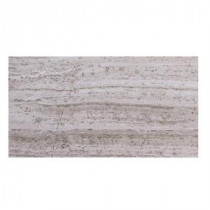 Haisa Marble Light 3 in. x 6 in. Natural Stone Floor and Wall Tile (5 sq. ft. / case)