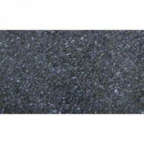 Blue Pearl 18 in. x 31 in. Polished Granite Floor and Wall Tile (7.75 sq. ft. / case)