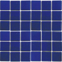 Oceanz Pacific-1702 Mosaic Recycled Glass Anti Slip 12 in. x 12 in. Mesh Mounted Floor & Wall Tile (5 sq. ft. / case)