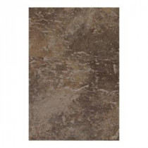 Continental Slate Moroccan Brown 12 in. x 18 in. Porcelain Floor and Wall Tile (13.5 sq. ft. / case)