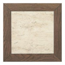 Montagna Brushed Saddle 18 in. x 18 in. Glazed Porcelain Floor and Wall Tile (17.60 sq. ft. / case)