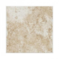 Fidenza Bianco 18 in. x 18 in. Porcelain Floor and Wall Tile (18 sq. ft. / case)