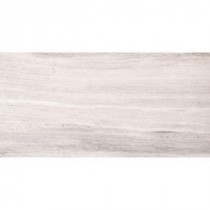 Haisa Marble Light 12 in. x 24 in. Natural Marble Stone Floor and Wall Tile (10 sq. ft. / case)