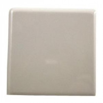 Semi-Gloss Almond 2 in. x 2 in. Ceramic Outside Corner Bullnose Wall Tile