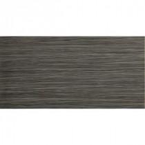 Strands Twilight 12 in. x 24 in. Porcelain Floor or Wall Tile (15.52 sq. ft. / case)
