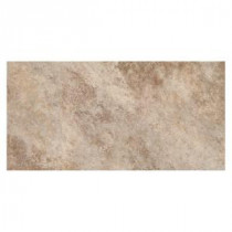 Grand Cayman Oyster 12 in. x 24 in. Porcelain Floor and Wall Tile (15.6 sq. ft. / case)