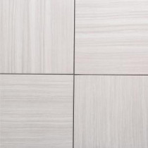 Dehors Steel 17 in. x 17 in. Porcelain Floor and Wall Tile (22.93 sq. ft. / case)