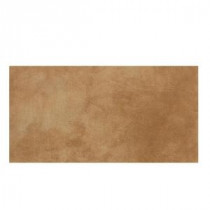 Veranda Gold 4 in. x 20 in. Porcelain Bullnose Floor and Wall Tile