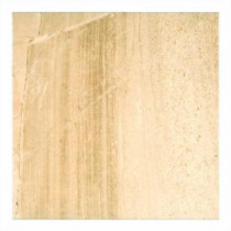 Alpine Sand 13.5 in. x 13.5 in. Ceramic Floor and Wall Tile (14.95 sq. ft. / case)