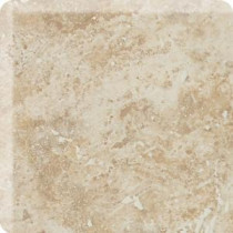 Heathland Raffia 2 in. x 2 in. Glazed Ceramic Bullnose Corner Wall Tile