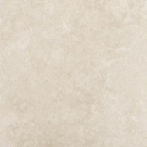 Travertino Beige 6 in. x 6 in. Glazed Porcelain Floor and Wall Tile (11 sq. ft. / case)