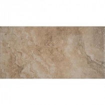 Palacio Crema 12 in. x 24 in. Glazed Porcelain Floor and Wall Tile (16 sq. ft. / case)