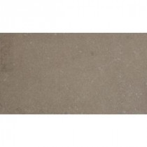 Beton Olive 12 in. x 24 in. Glazed Porcelain Floor and Wall Tile (16 sq. ft. / case)