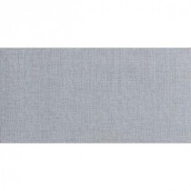 Fiandra Gris 12 in. x 24 in. Glazed Porcelain Floor and Wall Tile (16 sq. ft. / case)