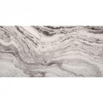Pergamo Bianco 12 in. x 24 in. Porcelain Floor and Wall Tile (11.64 sq. ft. / case)