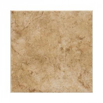 Fidenza Dorado 12 in. x 12 in. Porcelain Floor and Wall Tile (15 sq. ft. / case)
