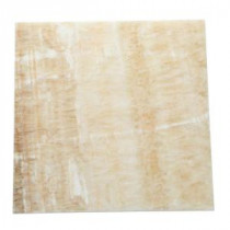 Natural Stone Collection Honey 12 in. x 12 in. Onyx Floor and Wall Tile (10 sq. ft. / case)
