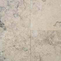 Jurastone Gray 12 in. x 12 in. Natural Stone Floor and Wall Tile (11 sq. ft. / case)