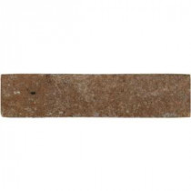 Rustico Brick 2-1/3 in. x 10 in. Glazed Porcelain Floor and Wall Tile (5.17 sq. ft. / case)