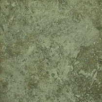 Heathland Sage 12 in. x 12 in. Glazed Ceramic Floor and Wall Tile (11 sq. ft. / case)