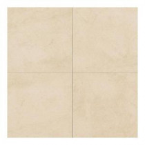 Monticito Crema 12 in. x 12 in. Porcelain Floor and Wall Tile (11 sq. ft. / case)