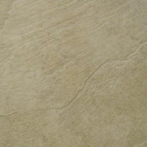 Terra 12 in. x 12 in. Brazilian Slate Porcelain Floor and Wall Tile (15 sq. ft. / case)
