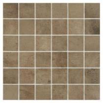 Studio Life Broadway 12 in. x 12 in. x 6 mm Glazed Ceramic Mosaic Tile