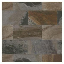 Developed by Nature Porfido 12 in. x 24 in. Glazed Porcelain Floor and Wall Tile (15.60 sq. ft. / case)